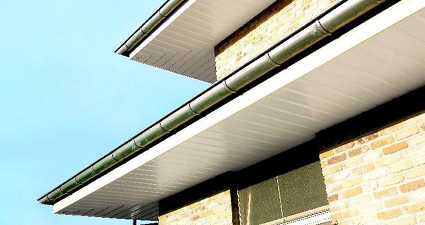 Mammut Fassadenprofile Aus Kunststoff In Holzoptik