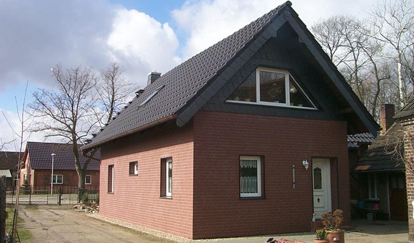 Haus Fassaden hausfassaden mit vinybrick klinker gestalten