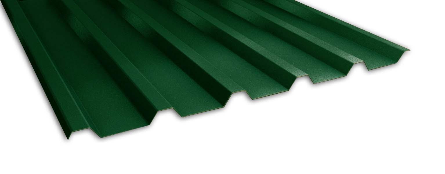 trapezblech 35 207 von luxmetall f r dach und wand. Black Bedroom Furniture Sets. Home Design Ideas