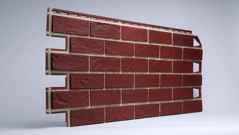 Solid Brick Verblender Klinker Aus Kunststoff