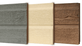 Fassadenpaneele Aus Holz Pvc Und Kunststoff