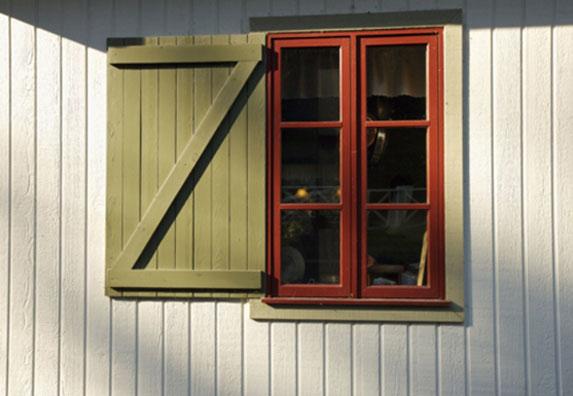 Wartungsarme Fensterladen Selber Bauen