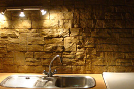 Berühmt Wandverkleidungen in der Küche selber bauen TK92