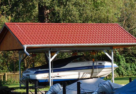 carportdach dacheindeckung carport. Black Bedroom Furniture Sets. Home Design Ideas