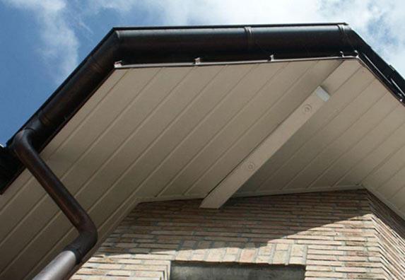 Gut bekannt Dachkastenverkleidung IC84