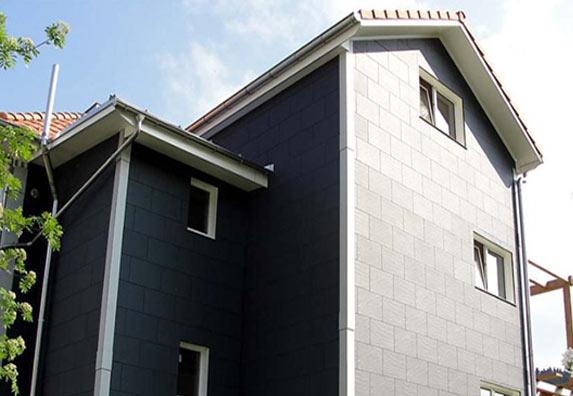 Uberblick Fassadenverkleidungen In Schieferoptik