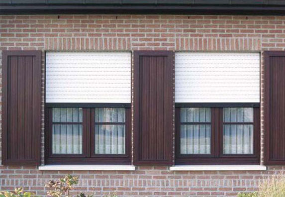 Wartungsarme Fensterläden Selber Bauen
