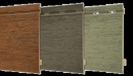 fassadenpaneele aus holz pvc und kunststoff. Black Bedroom Furniture Sets. Home Design Ideas